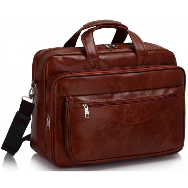 LS00256 - Unisex Coffee Laptop Office Bag