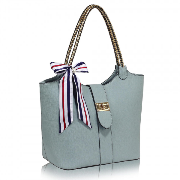 LS00278 - Blue Handbag