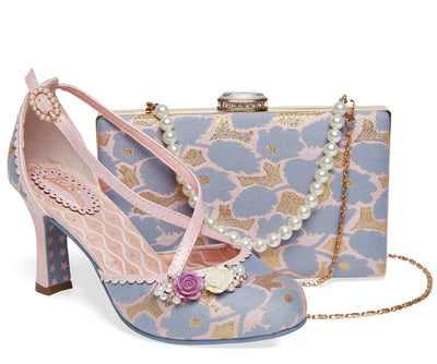 Joe Brown Evangeline Shoe and optional Matching Bag Set