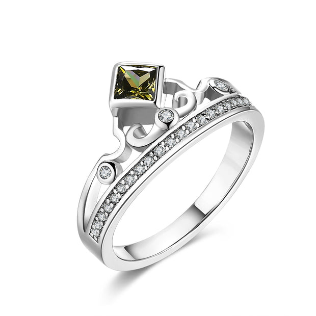 KZCR446-C-8 Fashion ring