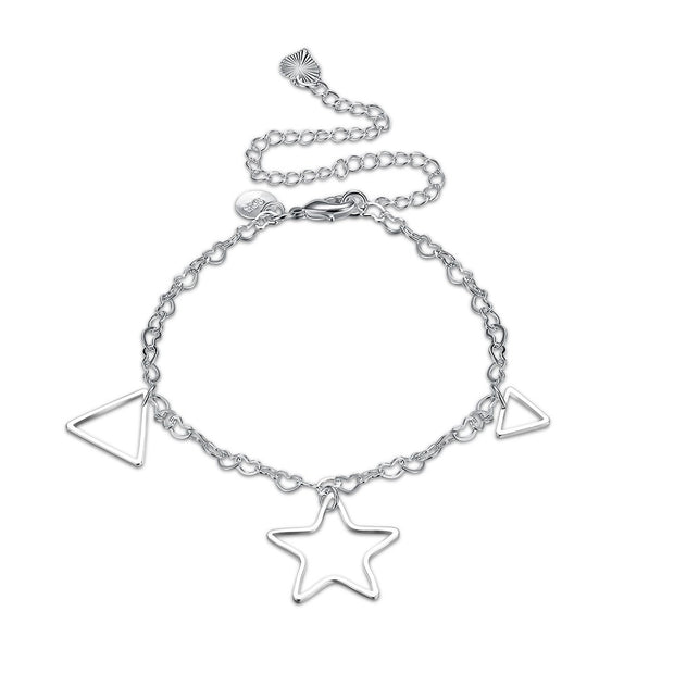 LKNSPCA187 The constellation anklets