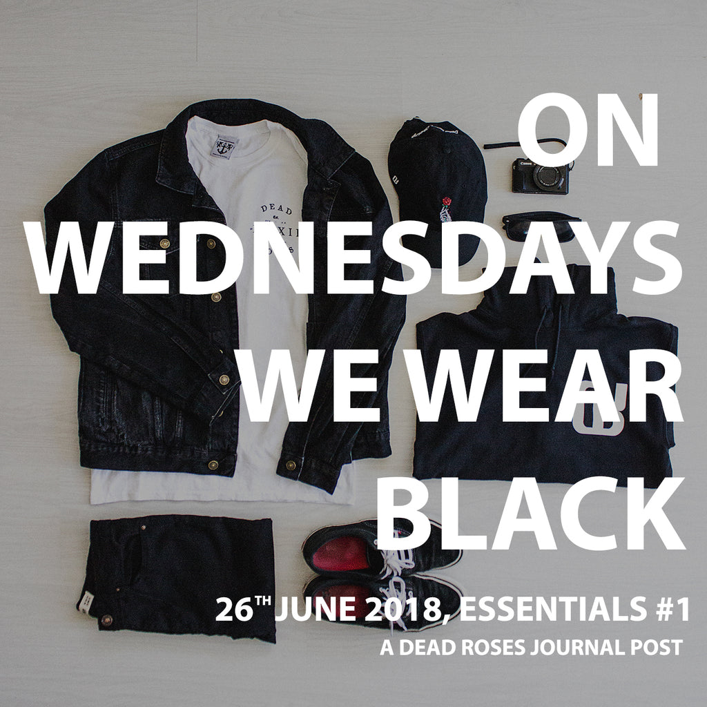 On Wednesdays We Wear Black (Essentials #1)