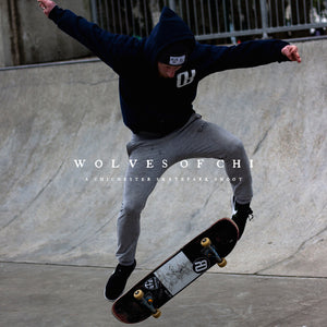 'WOLVES OF CHI' - A Chichester Skatepark Shoot