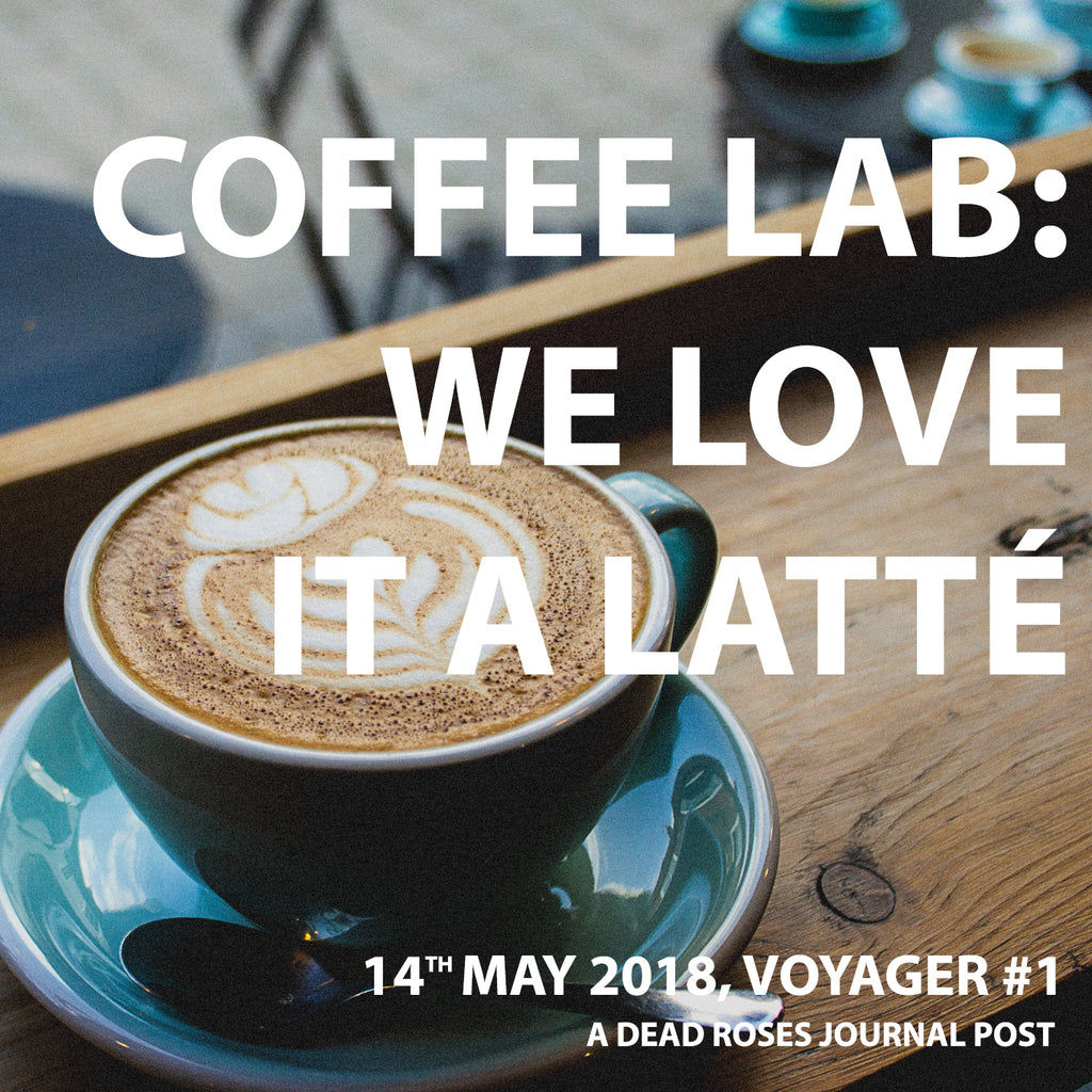 Coffee Lab: We Love It A Latte