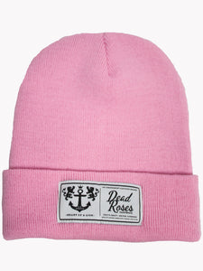 Classic Beanie // Pink