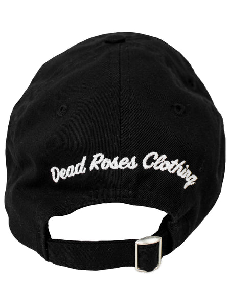 Rose Cap // Black