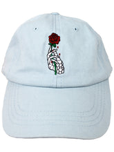 Rose Cap // Pastel Blue