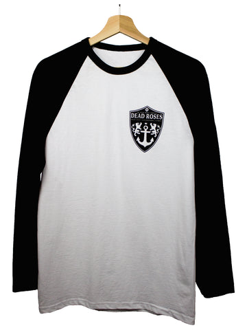 Shield & Anchor Raglan