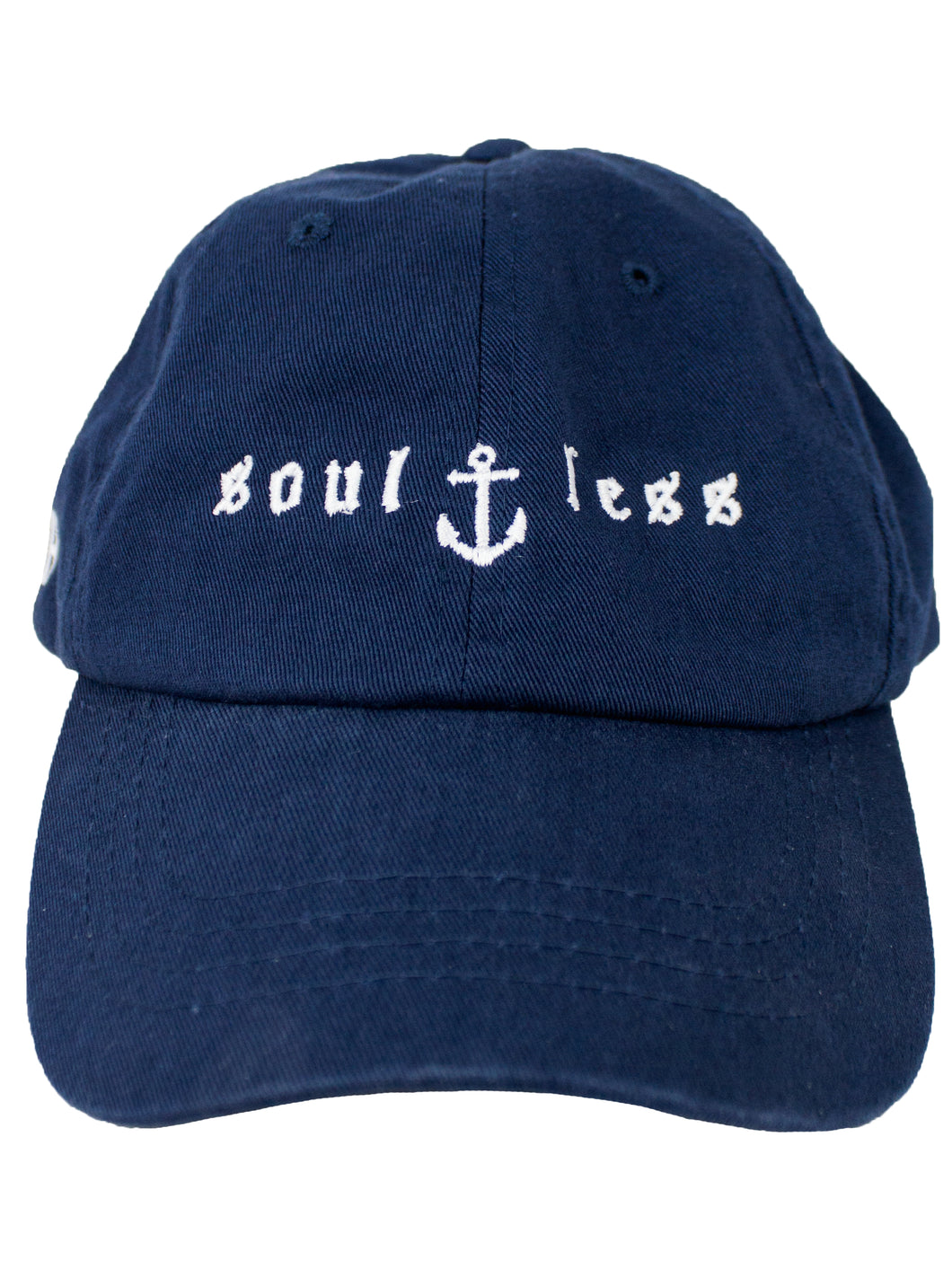 Soulless Cap // Navy Blue