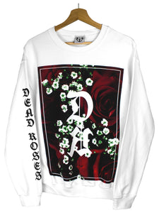 White Rose Sweater