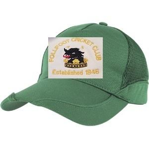 Follifoot Senior Cap