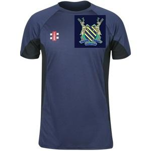 Hunslet Nelson CC Junior Bamboo Training Shirt