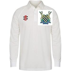 Hunslet Nelson CC Junior Long Sleeve Playing Shirt