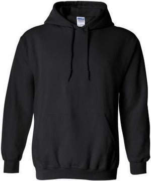 Wetherby Senior BLACK Hooded Top