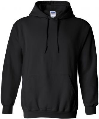Wetherby Junior BLACK Hooded Top