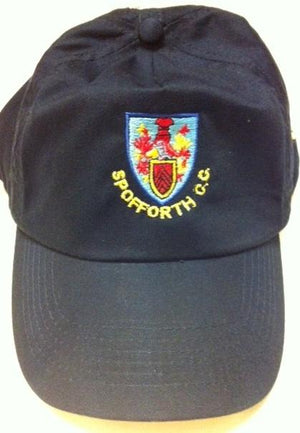 Spofforth Senior Cap