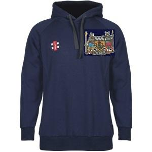 Goole Town CC Junior Hooded Top