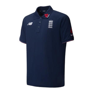ECB 2018 Senior Media Polo Shirt