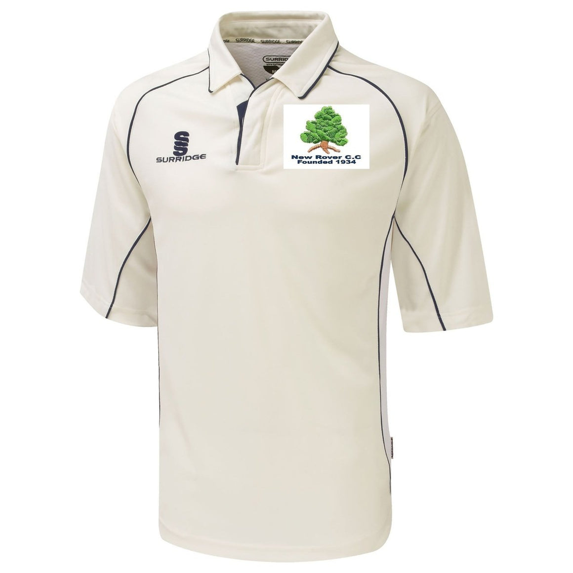 New Rover CC Playing Shirt (3/4 Sleeve)