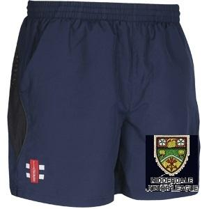 Nidderdale Junior Training Shorts