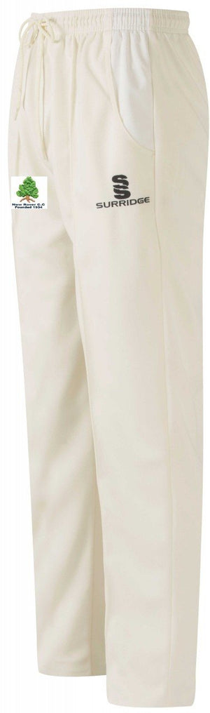 New Rover Junior Cricket Trousers