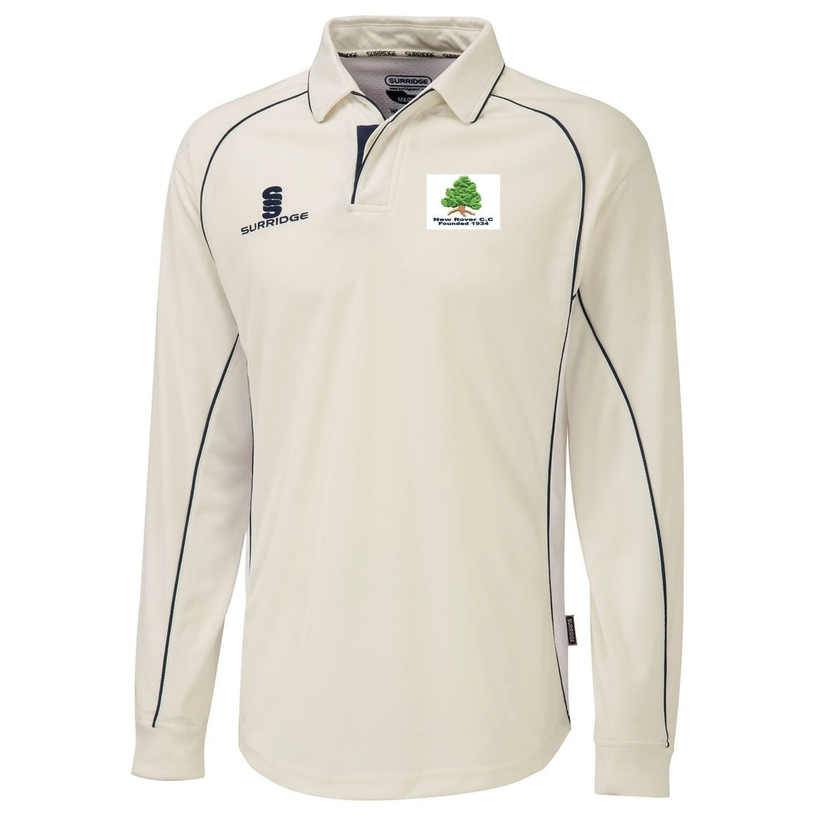 New Rover CC Playing Shirt (Long Sleeve)