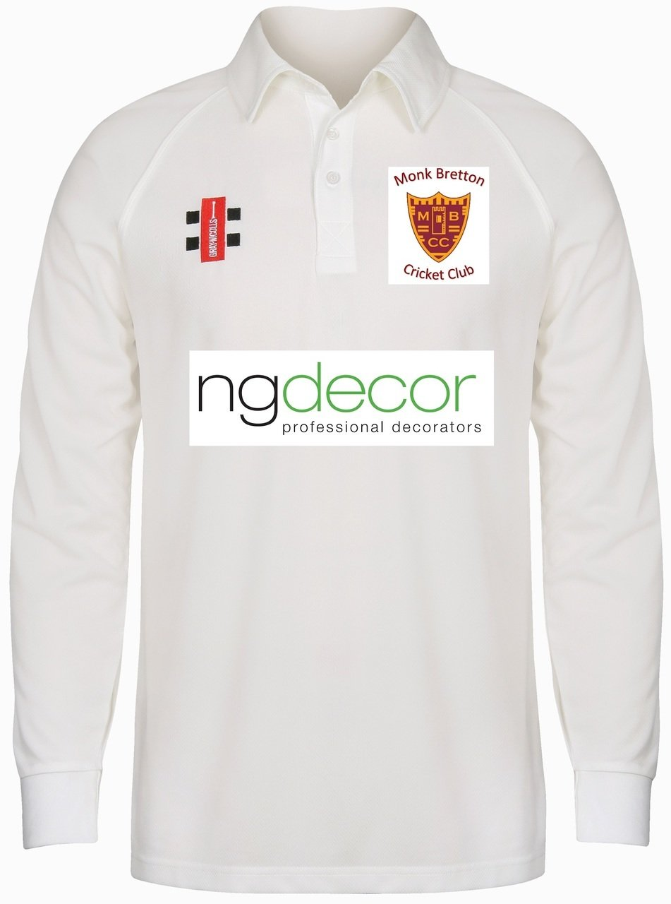 Monk Bretton Senior Long Sleeve Shirt