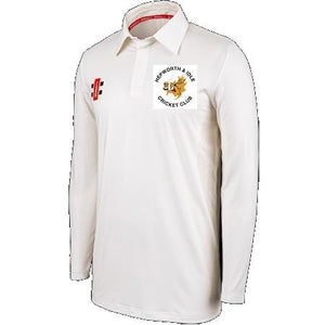 Hepworth Pro Performance L/S Playing Shirt