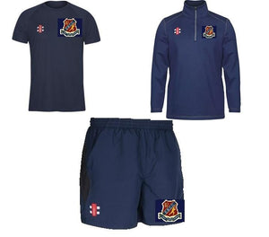 EBCC Senior Fleece Training Pack
