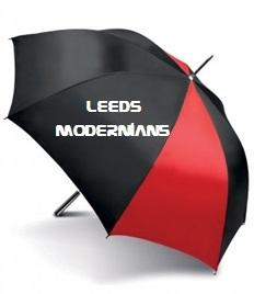 Leeds Mods RUFC Umbrella