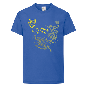Rawdon St Peters Primary PE T Shirt Printed