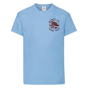 Westbrook Lane Primary PE T-shirt with Logo