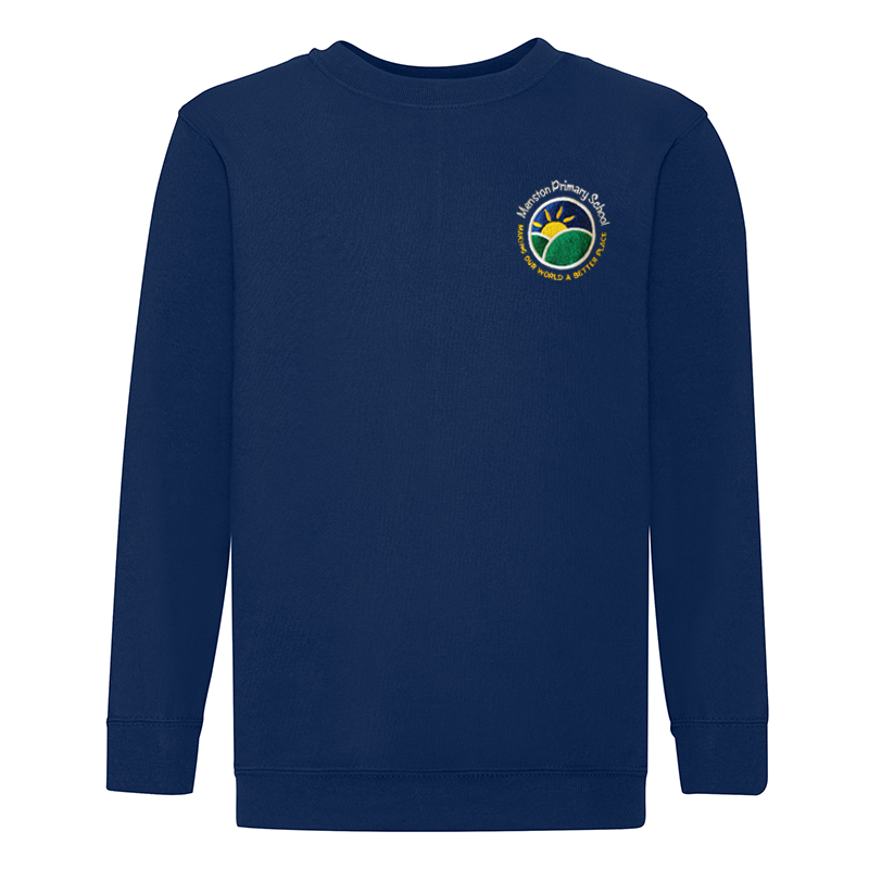 Menston Primary School Sweatshirt