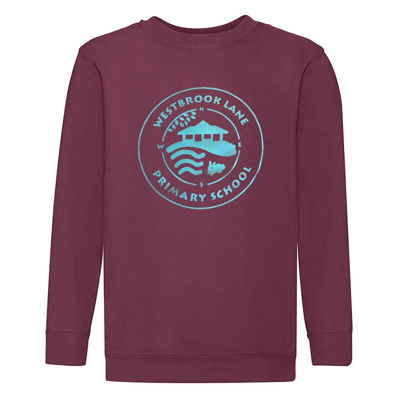 Westbrook Lane Primary Sweatshirt with Logo