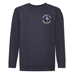 Tranmere Park Primary Sweatshirt with Logo