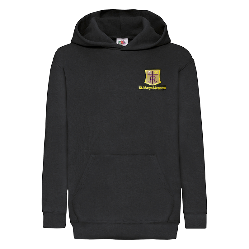 St Marys Menston PE Hooded Top Unisex