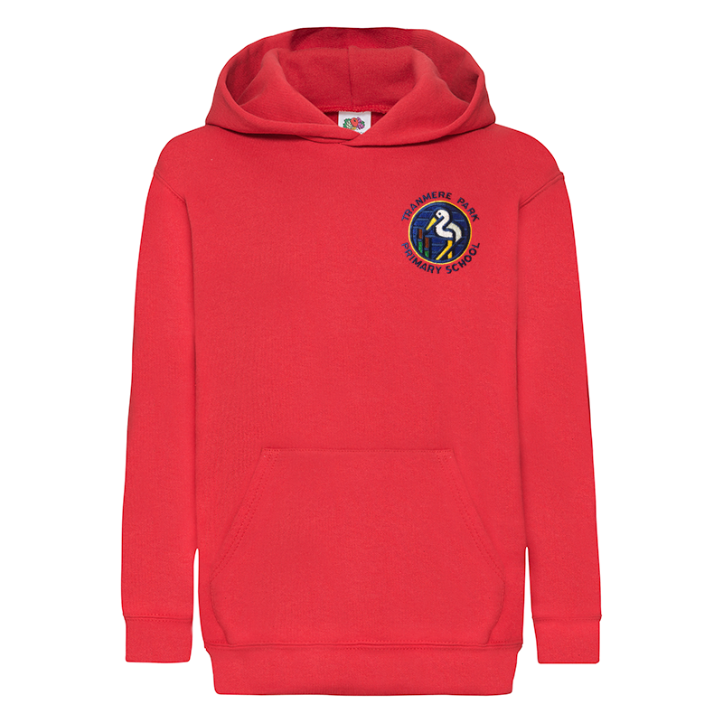 Tranmere Park Primary PE Hoody with Logo