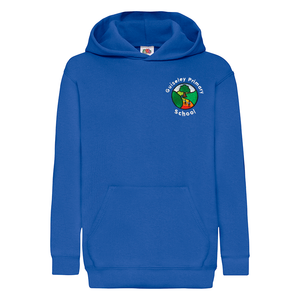 Guiseley Primary Hooded Top with Logo