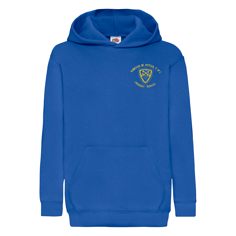 Rawdon St Peters Primary Hooded Top with Logo