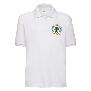 Queensway Primary School Polo T-Shirt With Logo