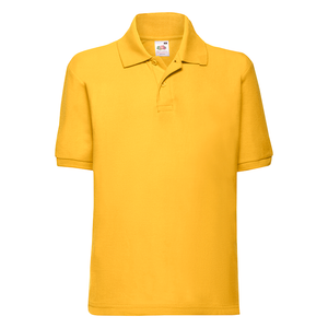 Rawdon St Peters Primary Polo T-Shirt (Gold)
