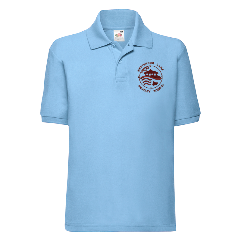 Westbrook Lane Primary Polo Shirt (With Logo)