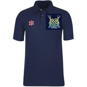 Hunslet Nelson CC Junior Polo Shirt