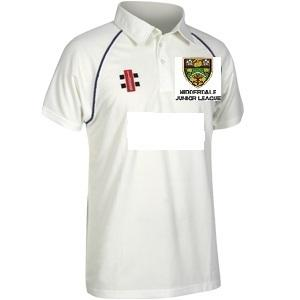 Nidderdale Junior Playing Shirt