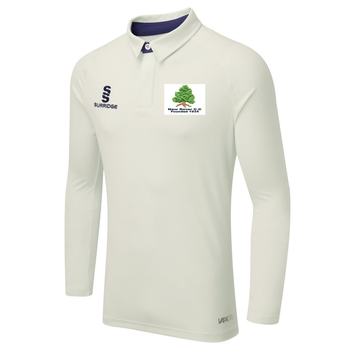 New Rover CC Tek Playing Shirt (Long Sleeve)