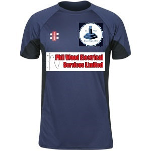 Dunnington Junior Training Shirt