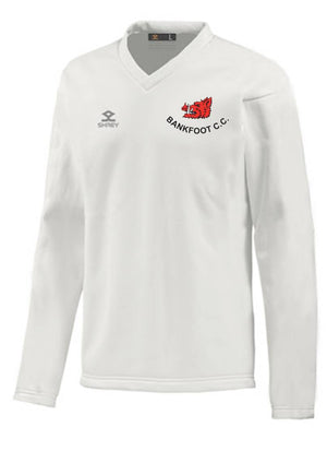 Bankfoot L/S Playing Sweater