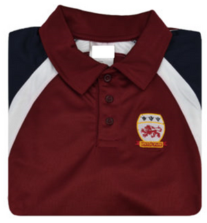 Benton Boys Indoor PE Polo Shirt