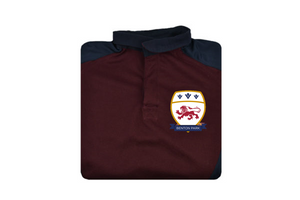 Benton Boys PE Outdoor Rugby Shirt