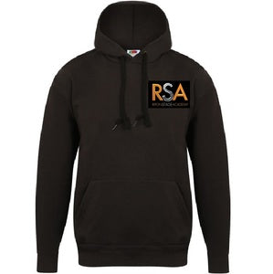 Ripon Stage Academy Mens Black Hoody with Logo